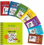 Win the whole series of diary of a wimpy kid and the latest Hard Luck audiobook @ Puffins