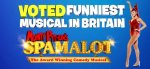 SPAMALOT BEST SEATS £10 DELIVERED -IF PURCHASED BY MIDNIGHT @ Lovetheatre