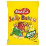 Bassetts Jelly babies and Liquorice Allsorts only 64p! 140g - Tesco