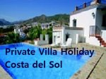 *May 2014* Costa Del Sol Private Villa Holiday = £178.50pp = Price includes Villa with Private Pool, BBQ etc, and Flights with Luggage @ Monarch Holidays (Total price for 4 Persons = £714