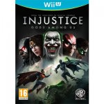 Injustice Gods Among Us Wii U Game @ The Game Collection just £7.95