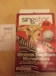 Wireless SingStar Microphones for PS2/PS3 - £1.99 instore @ Sainsbury's (RRP £29.99)