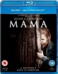Mama [Blu-Ray+Ultraviolet] only £4 delivered @ Sainsbury's Entertainment