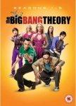 The Big Bang Theory - Complete Seasons 1 - 5 DVD £10 @ sainsburysentertainment