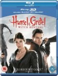 Hansel and Gretel 3D Blu Ray - £6  Delivered @ Sainsbury's Entertainment