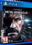Metal Gear Solid Ground Zeroes PS4 & XB1 Shopto.net £23.86