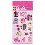 Barbie Stickers (6 sheets) 36p plus 99p postage from Amazon ( seller Abbeyshake ) total £1.35