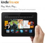 "20% Off Kindle Fire Range. Kindle Fire HDX 7"" £159.20 @ Amazon"