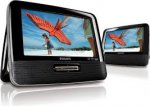 """Philips PD7022 Twin 7"""" In car portable DVD player @ Sainsburys & online £69.99"""