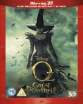 Expired (Sold Out) Oz The Great and Powerful 3D - £9.99 - Zavvi