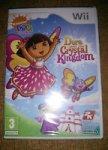 Dora The Explorer Saves The Crystal Kingdom - Wii £9.47 @ games-n-console-land / Ebay
