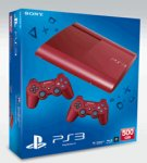 PS3 500gb Red plus 2 controllers £139.99 @ game (Pre Owned)