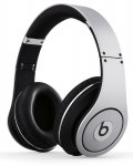 Beats by Dr. Dre Studio Over-Ear Headphones - Silver Only £159.99 should be £279.95 @ Amazon