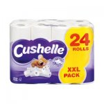 24 pack of Cushelle £7.49 @ Lidl from 13th March