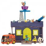 Scooby Doo Fort Playset & 7 Figures £5 del to store @ Tesco Direct