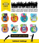 Win your kids holiday reads worth £50 @ Teletext Holidays