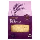 Sainsbury's Taste the Difference cookies (Fresh Bakery) x4 in a packet for £1.00
