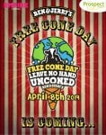 Empire Cinema's (Ben & Jerry's Free Cone Day On 8th April)