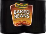 Branston beans. 4 tin pack, only 99p at Costcutter.