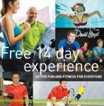 David Lloyd's gym 14 day free trial