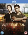 Supernatural Season 8 Blu Ray - EntertainmentStore (via Play.com) £14.99 incl delivery