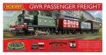 Win a GWR Passenger Freight Train Set @ Hornby