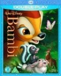Disney's Bambi Double Play (Blu-ray+DVD) £8 in store @ Sainsbury's