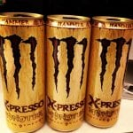 4 x Monster X-presso Hammer 285ml, £1.00 at Misson Mill, Doncaster