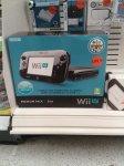 Nintendo Wii U Console 32GB Premium Pack (New) - £199.99 @ Sainsburys