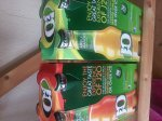 J2O 4pack apple & mango and orange & passion fruit flavours 99p @ 99p stores