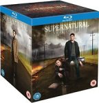 Supernatural - Season 1-8 Complete [Blu-ray] [Region Free] the cheapest its ever been £51 @ Amazon
