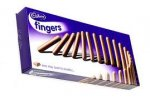 (3 for the price of 1) - Cadbury chocolate fingers - £1.99 for 3 (66p a 125g packet) @ Costcutter