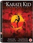 The Karate Kid 1-4 DVD boxset (4 discs) £1.31 used good at play/pressplay