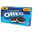 Sainsburys Oreo Ice Cream Sandwich 6x55ml now reduced £2