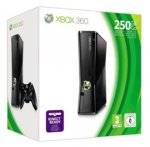 Xbox 360 250Gb Matte Black Preowned £99.99 @ Game