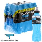 Powerade: Berry & Tropical Flavour (Case of 12 Bottles) - £4.68 @ Home Bargains