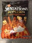 Walkers Sensations Cinnamon Popcorn 79p for 90g (biggest bag) @ Tesco online and in store also doing indian spice flavour for same price