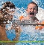 David Lloyd trial membership £14 for 14 days