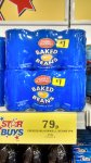 Crosse & Blackwell Baked Beans 3 Pack for 79p @ Home Bargains