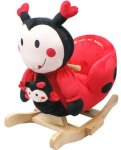 Rocking Animal - Ladybird Animal Rocker for Baby Childrens boys girls with sounds and Baby Ladybird £34.99 was £79.99 @ Amazon  sold by Electro World.