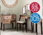 Upto 50% off Home and Fashion + An Extra 10% off Home items + Plus Free UK Furniture Delivery @ Laura Ashley + 7% TCB / 6% Quidco