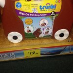 Gruffalo trunki £19.99 excl. vat from JTF £23.99