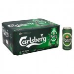 Foster's or Carlsberg 20x440 £11 at Asda