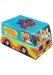 Scooby Doo Mystery Machine DVD Collection - Cardboard Van - Base.com -£17.99