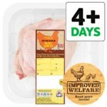 Tesco Fresh British Chicken Breast Quarters £4 per kg