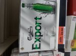 Sainsburys - Carlsberg Export & Coors Light Box Of  15 Bottles - £5.50
