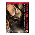 Terminator: The Sarah Connor Chronicles - Season 1 DVD Boxset (3 Discs) £1.99 delivered @ Play.com