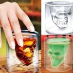 Cool Crystal Skull Head Shot Glass - ADD-ON-ITEM £2.79 @ Amazon (FadBus - Fulfilled by Amazon)