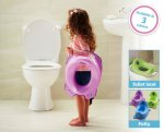 Children's Toilet Seat/Potty (Blue, Green & Pink 3 Colours) + More Kids Offer see description for more info and link @ Aldi - £2.99