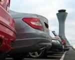 Terminal Surface Parking @ Edinburgh Airport
